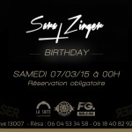 Sara zinger, birthday, la suite, trolleybus