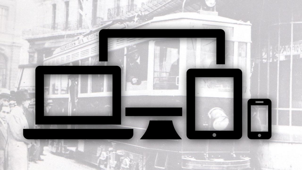 nouveau site internet, trolleybus, boite de nuit, marseille