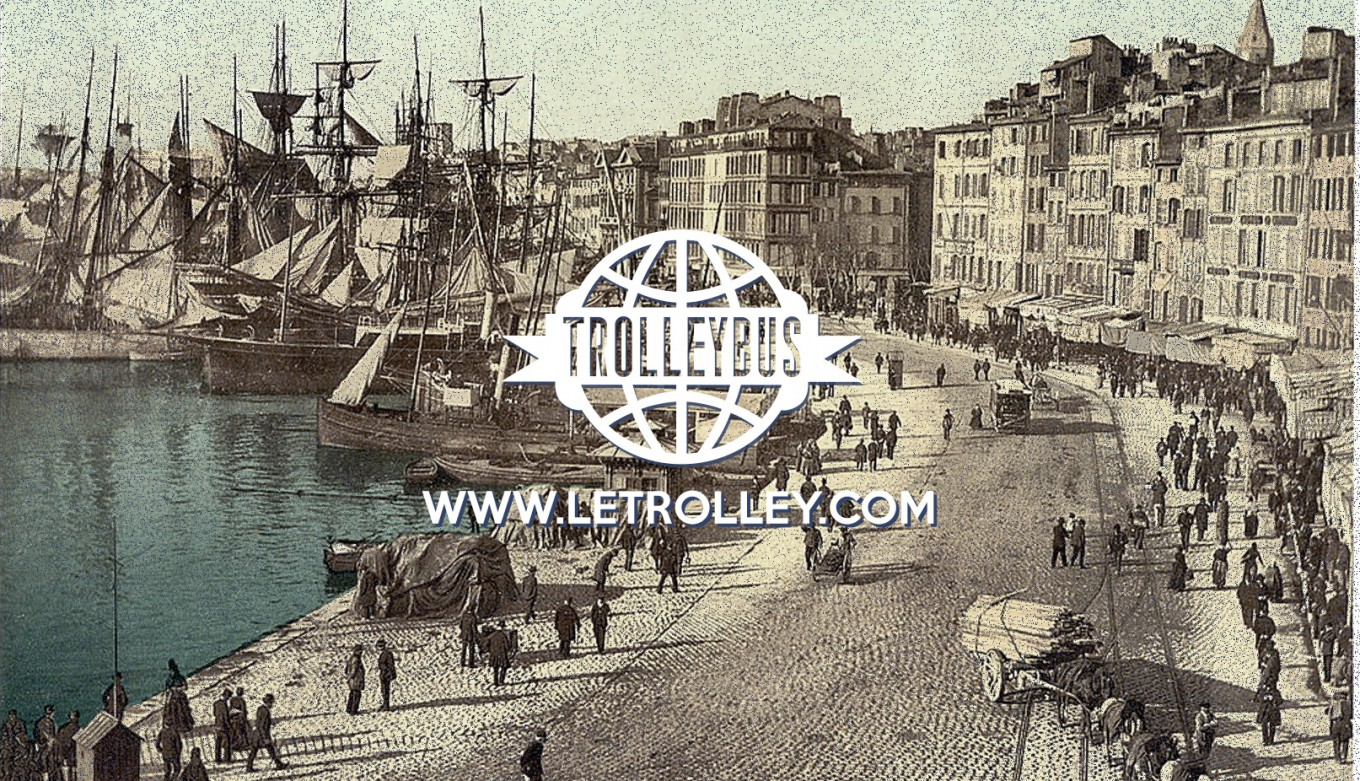 Trolleybus, la suite, club, marseille, la dame noir