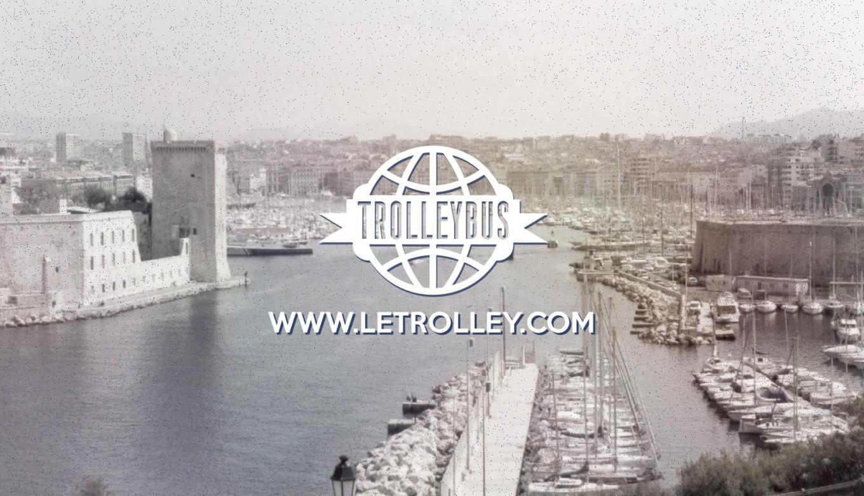 Trolleybus, programme, juin, marseille, club, vieux port