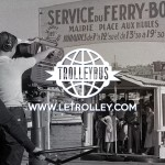 ferry boat, Trolleybus, marseile