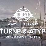 Trolleybus, marseille, vieux port, discotheque, club, DJ, dance