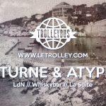 Trolleybus, programme, nocturne, atypique, juillet, vieux port