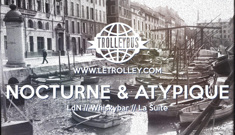 Programme, we, Aout, trolleybus, boite de nuit, ldn, whiskybar, lasuite