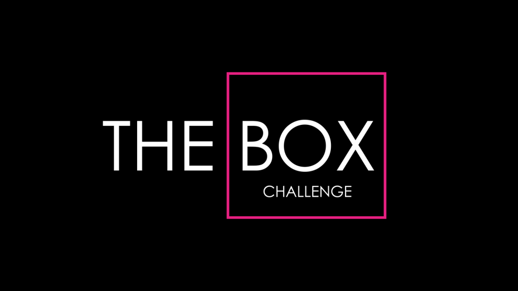 THEBOXCHALLENGE 1024x576 THE BOX CHALLENGE