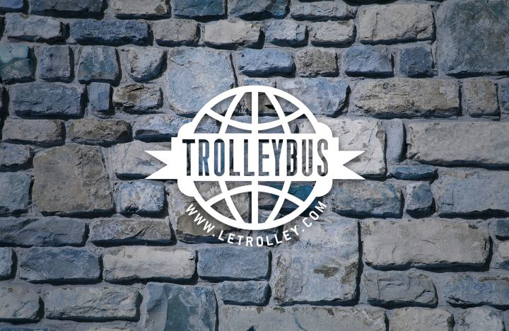 Trolleybus Marseille, boite de nuit