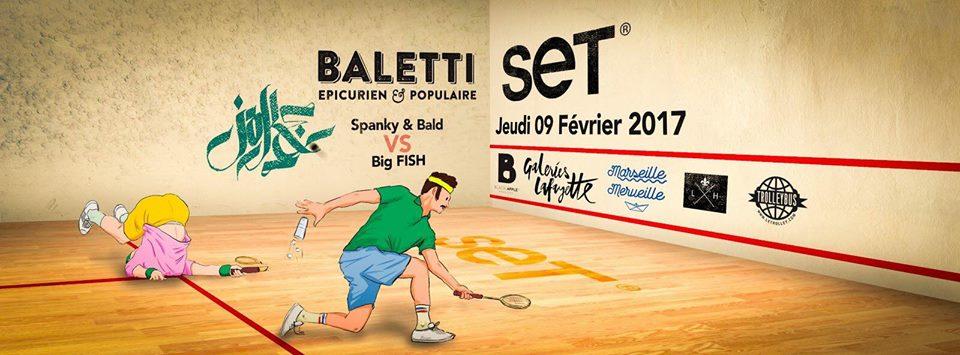 baletti, set squash, trolleybus, after officiel