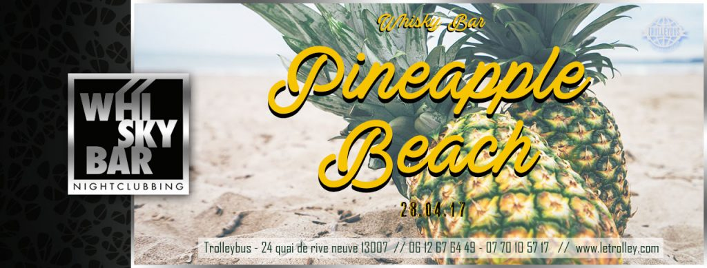 WhiskyBarpineapple 1024x389 PROGRAMME du 27 au 30 Avril