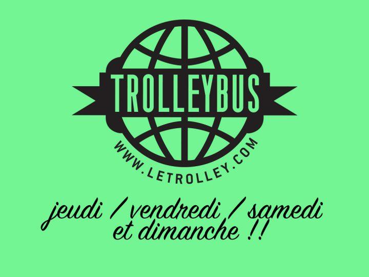 trolleybus, club, discotheque, marseille