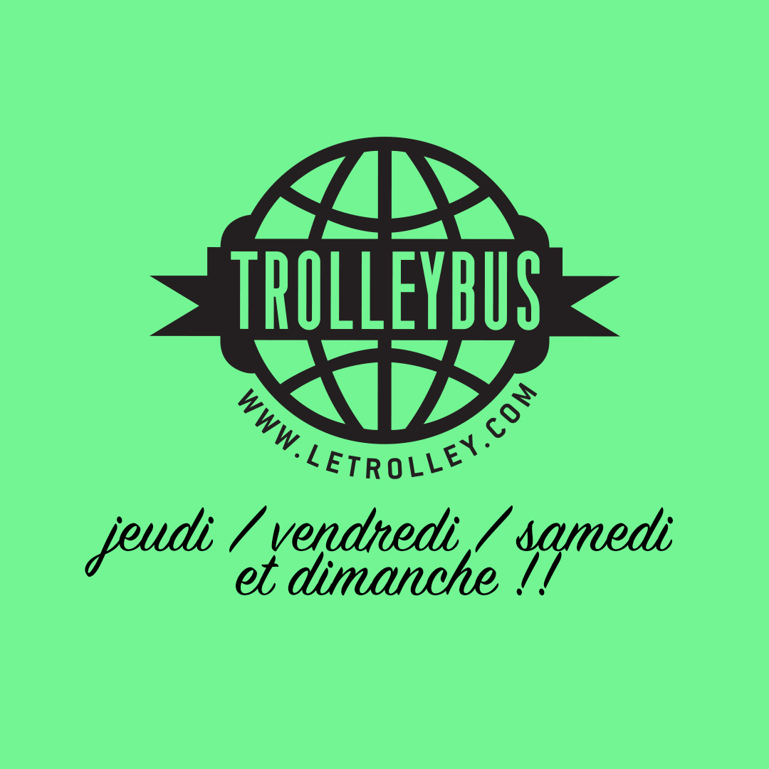 trolleybus, club, discotheque, marseille