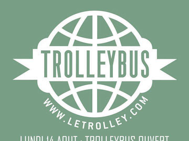 trolley, lundi, mardi, discothèque