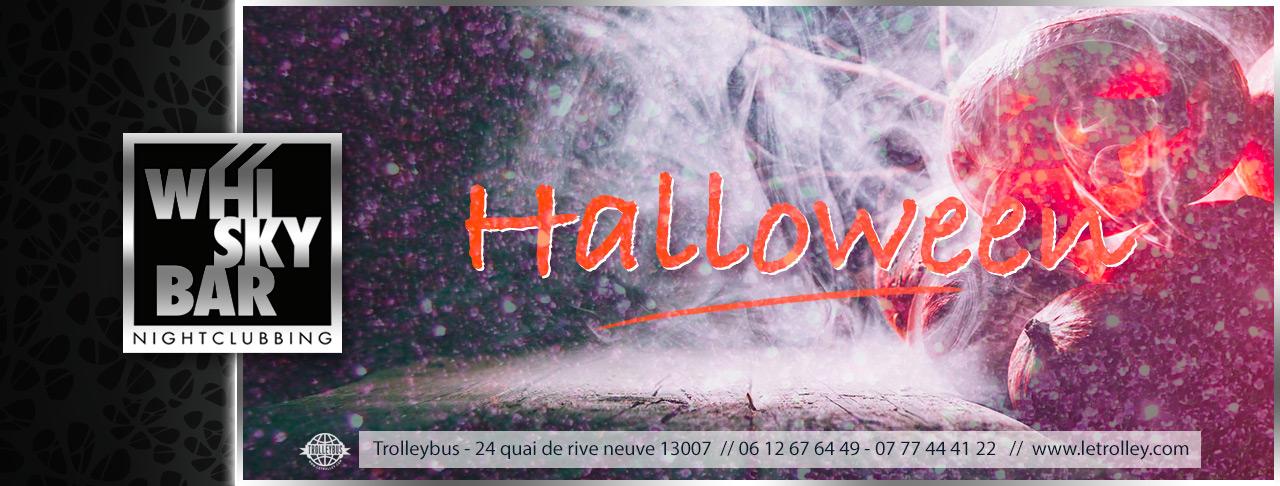 WB Halloween PROGRAMME Vendredi 27   Samedi 28 & Mardi 31 oct
