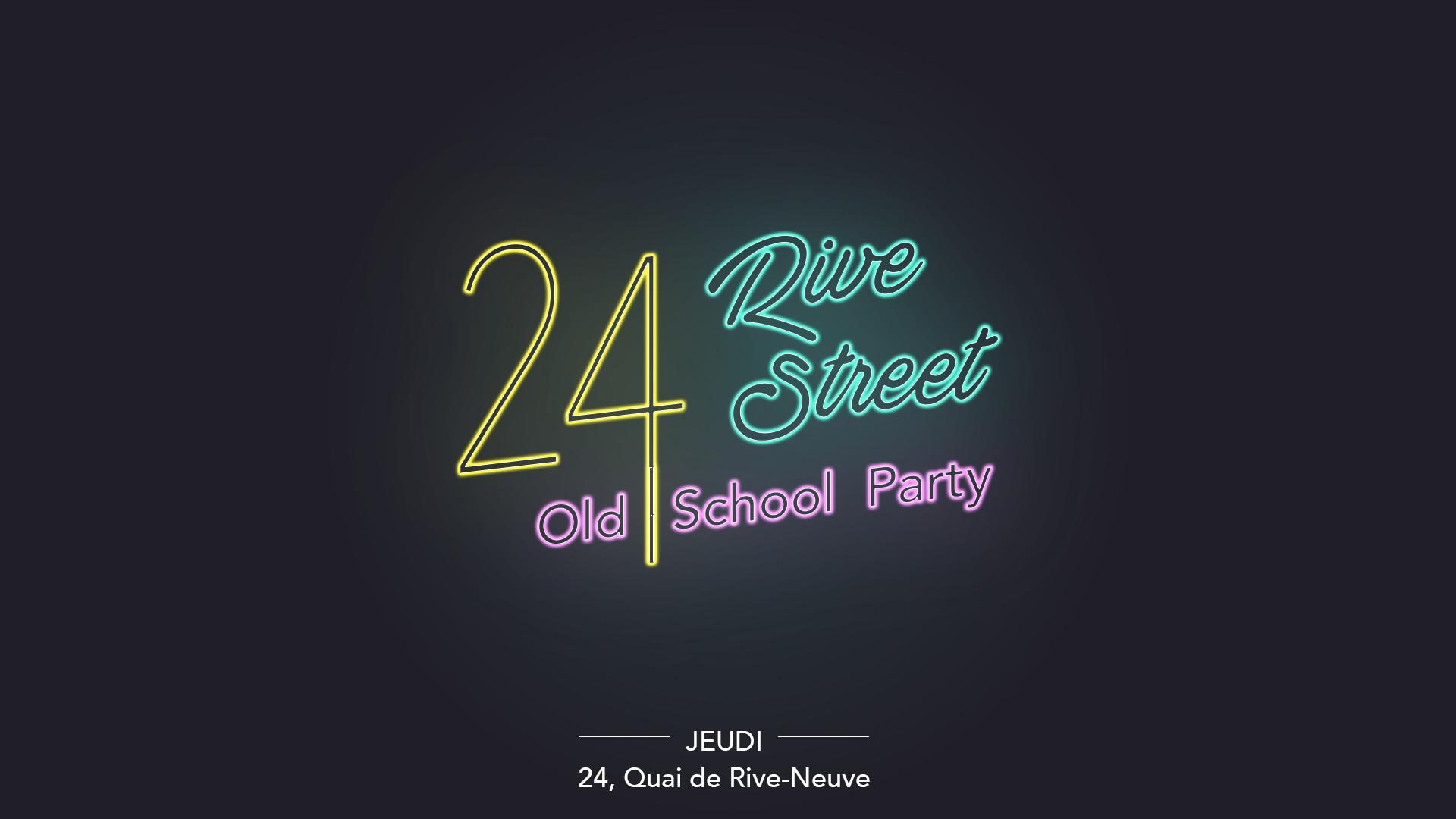 24RiveStreet PROGRAMME du 07 au 09 Dec