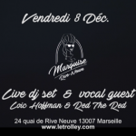 marquise, trolleybus, dj set, vocal guest, live, showa