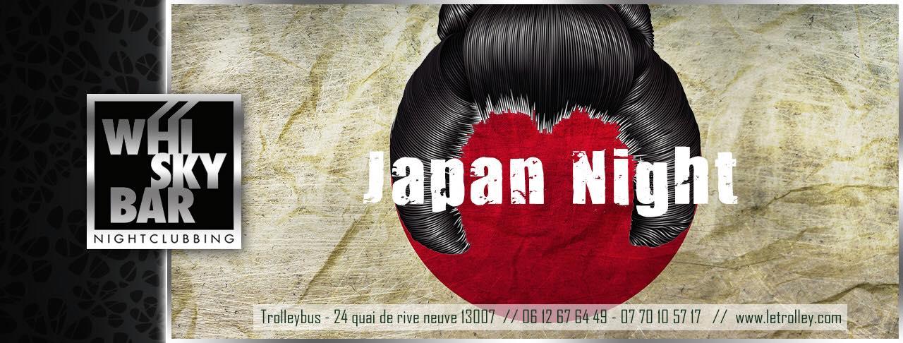 japan WE de fin dannée   4 soirs !
