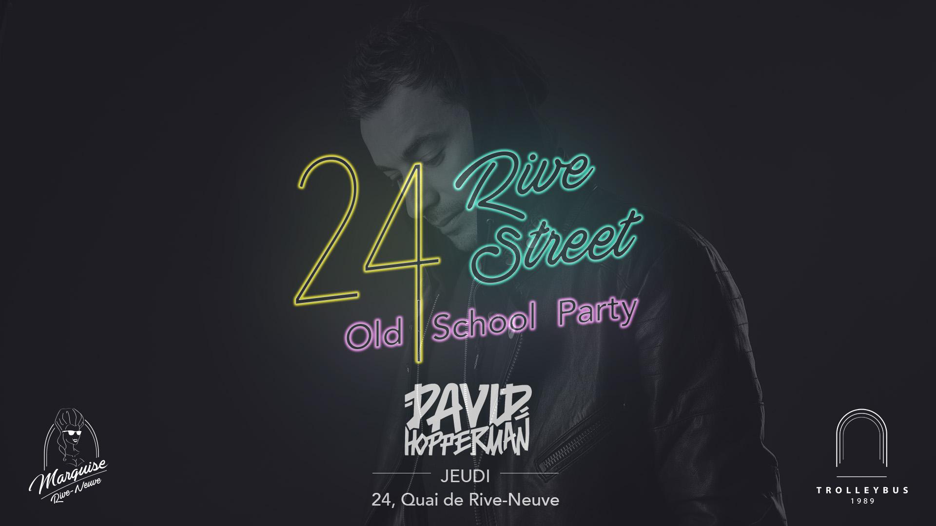 24RiveStreet DAVID PROGRAMME du 11 au 13 Janv