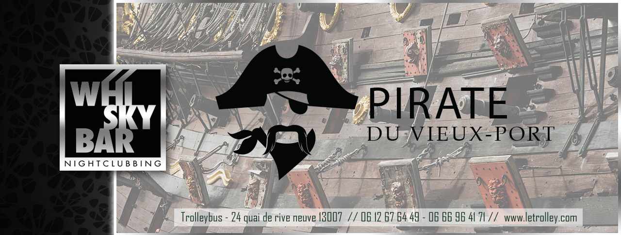 WB PIRATE PROGRAMME du 25 au 27 Oct