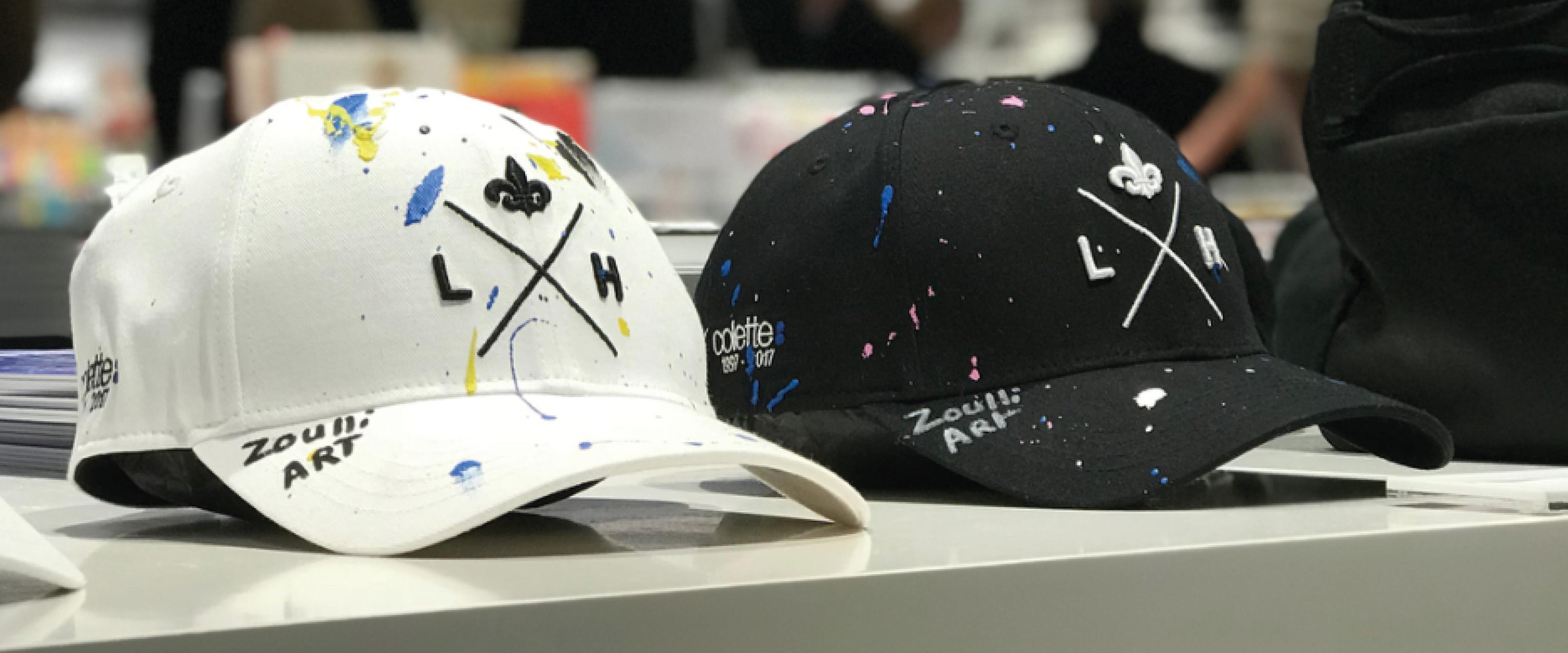 numéro 2 La casquette LXH // Partenaire officiel du TROLLEYBUS