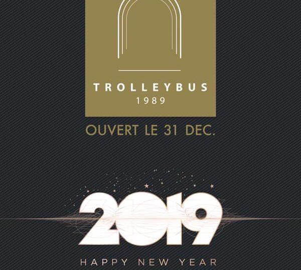 jour de l'an, new year eve, lundi 31 decembre, trolleybus, nightclub, marseille, bar, clubbing