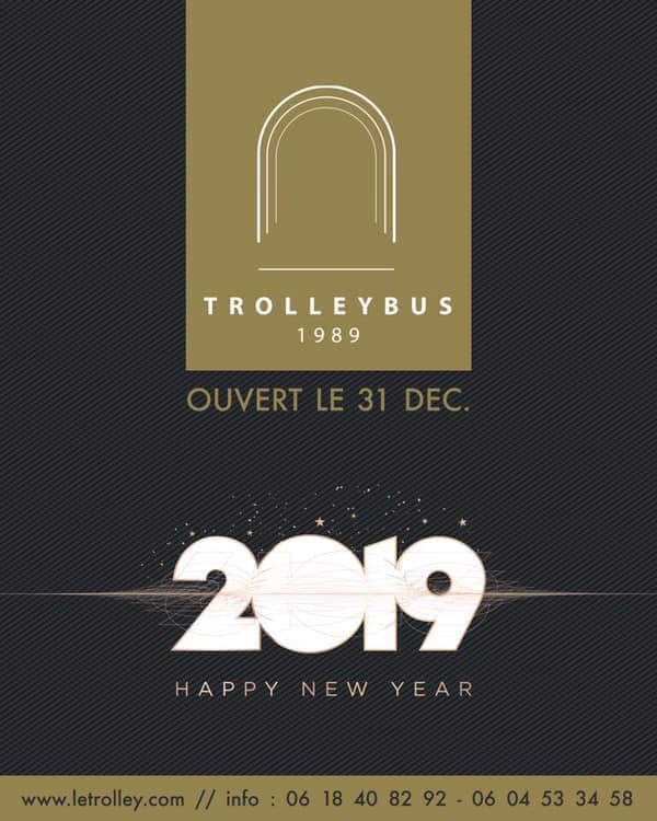 jour de l'an, new year eve, lundi 31 decembre, trolleybus, nightclub, marseille, bar, clubbing