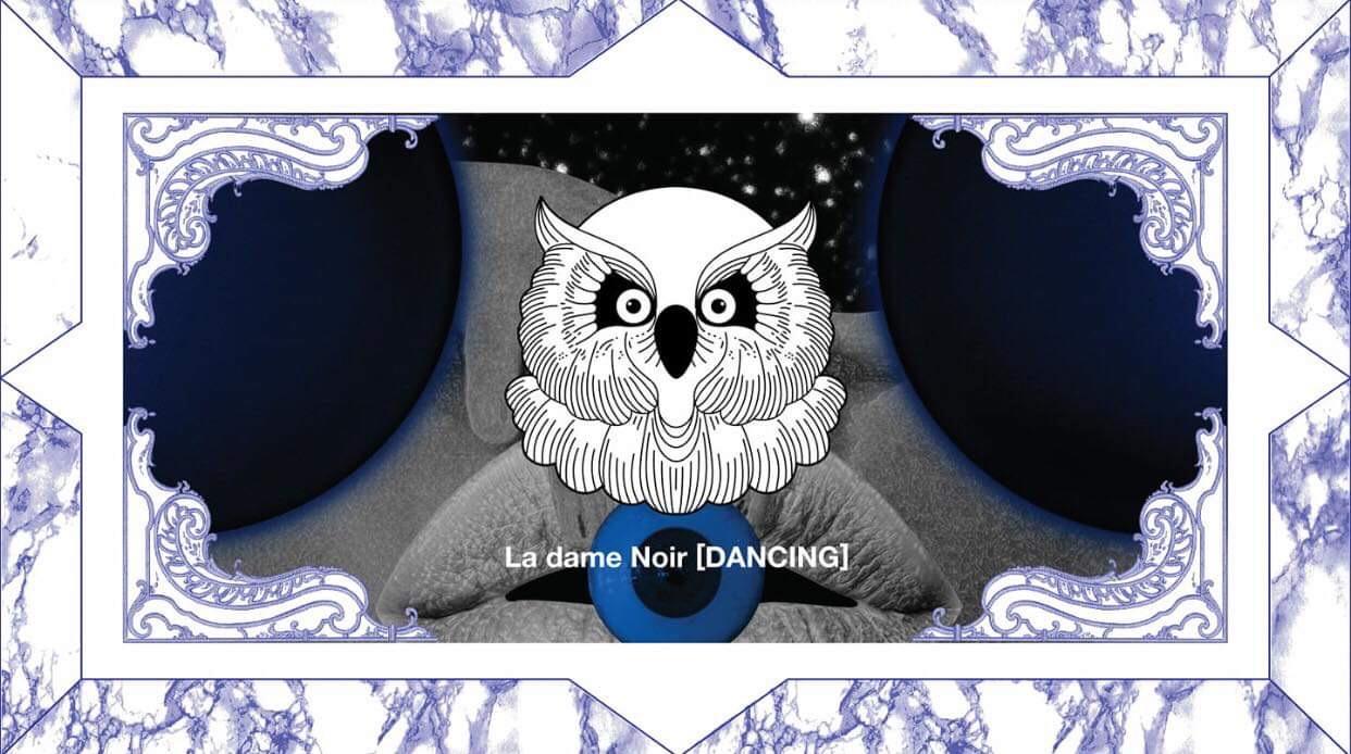 Image 1 1 OUVERTURE La Dame Noir Dancing, DANCE WITH THE ENEMY