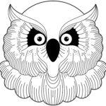 La Dame noir Logo