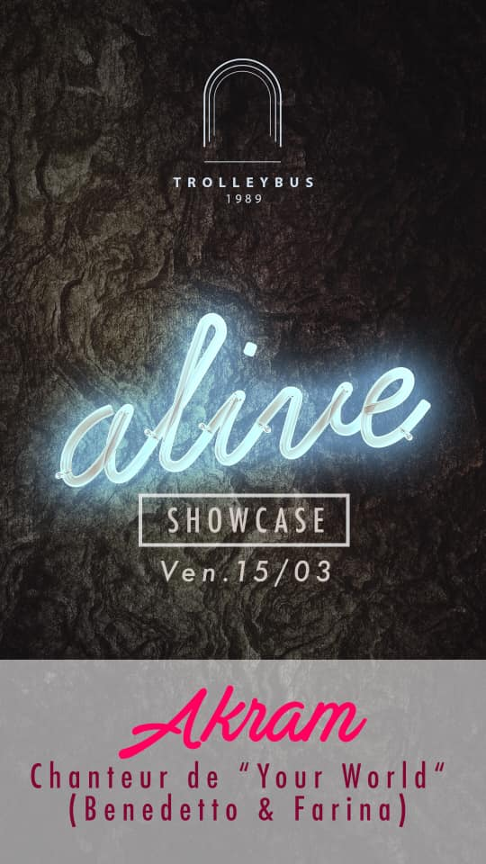 53270744 10219612986581663 4263164948663762944 n ALIVE #1   15.03 : SHOWCASE by Akram !