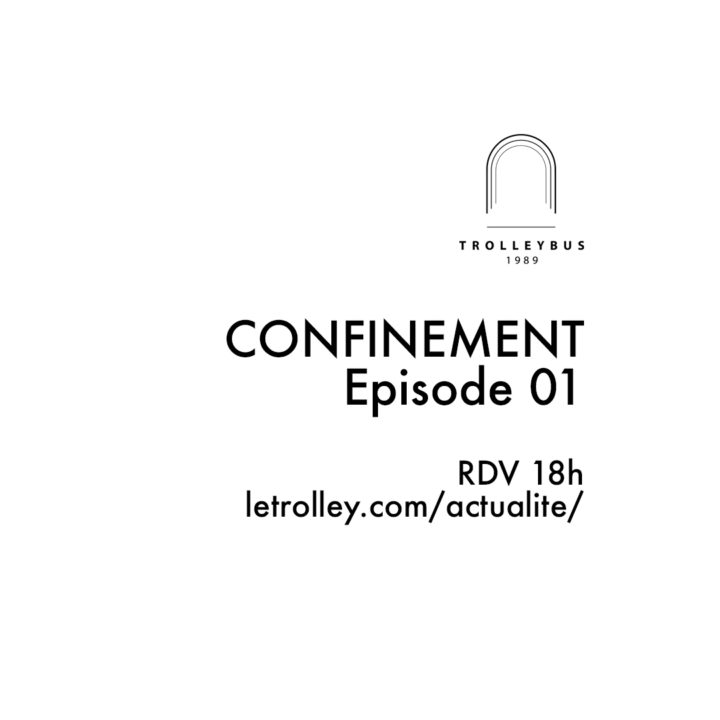 confinement episode 01 la dame noir trolleybus