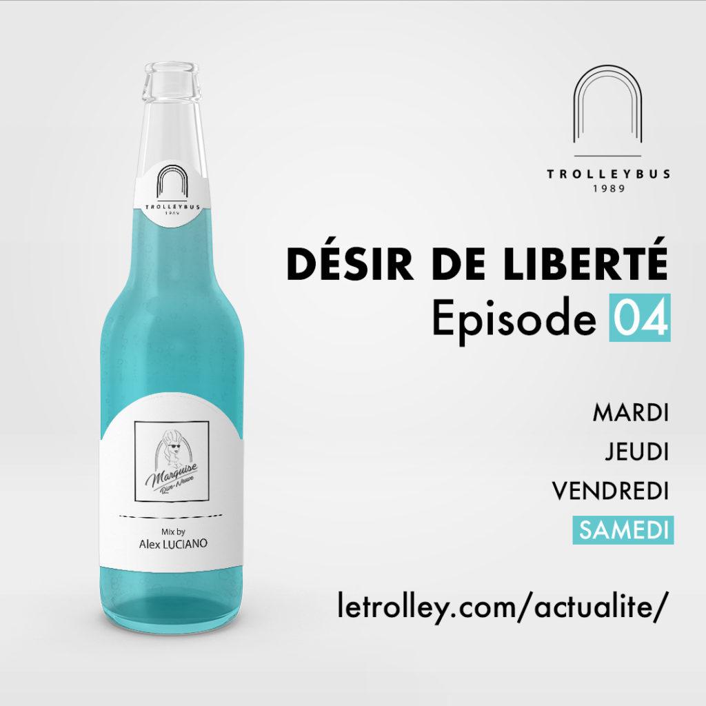 Samedi 04 1024x1024 DÉSIR DE LIBERTÉ   Épisode 04 (Marquise)